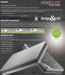 colchón biosalud natura